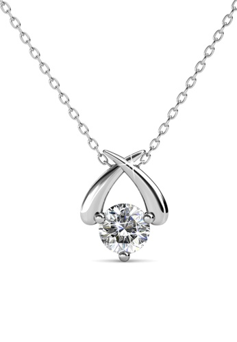 Her Jewellery Myth Pendant -  Made with premium grade crystals from Austria HE210AC0GRBHSG_1