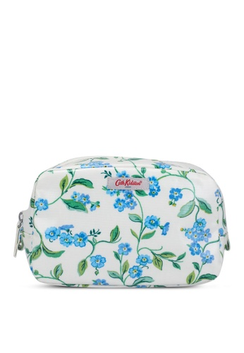 Cath Kidston white Forget Me Not Classic Cosmetic Case C96ABAC3ED9E42GS_1