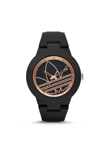 Aberdeen三葉草休閒腕錶 ADH3086, 錶類esprit鞋子, 休閒型