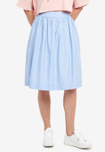 OVS blue Women's Skirt 2089BAA9BE7EE1GS_1