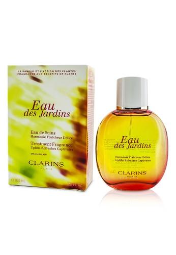 Clarins CLARINS - Eau Des Jardins Treatment Fragrance Spray 100ml/3.3oz D214DBE01DBC7BGS_1