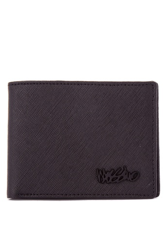 Mossimo black Men's Wallets MO195AC0K4S1PH_1
