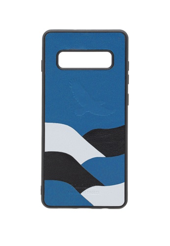 POROLUXE blue PHONE CASE FOR SAMSUNG S10+ 20A02AC88D7615GS_1