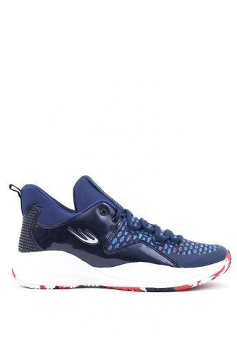 World Balance blue Zone Maestro Sneakers CB391SH445164DGS_1