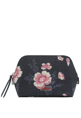 Cath Kidston grey Henley Bloom Smart Make Up Bag 0FBCCACEEC71B5GS_1