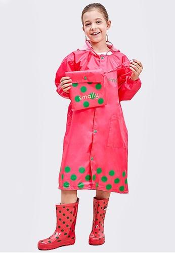 Twenty Eight Shoes red VANSA Fashion Cartoon Raincoat VCK-R201868 8100EKA999E319GS_1