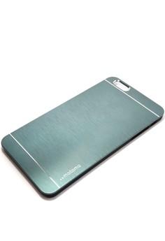 OEM iPhone 6 Ultra Sleek Metal Case (Blue)