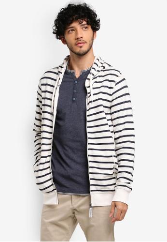 ESPRIT white Long Sleeve Sweatshirt BE049AA62513E3GS_1