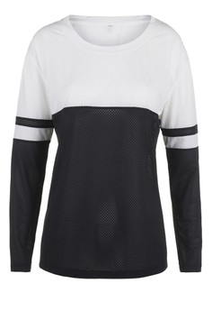 Eyes On Me Long Sleeve Active Top