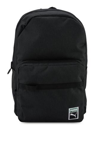 PUMA black Originals Futro Backpack ED9C0AC8C500A2GS_1