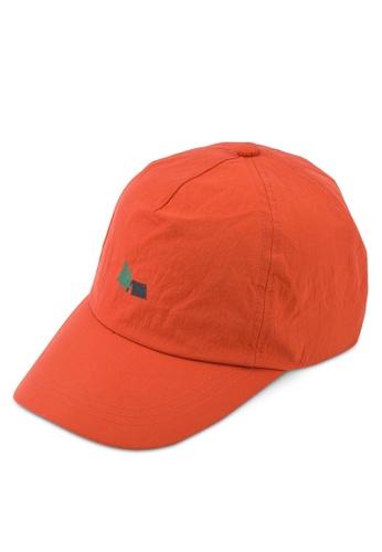 niko and ... orange Casual Cap 0B9FAAC0589E3CGS_1