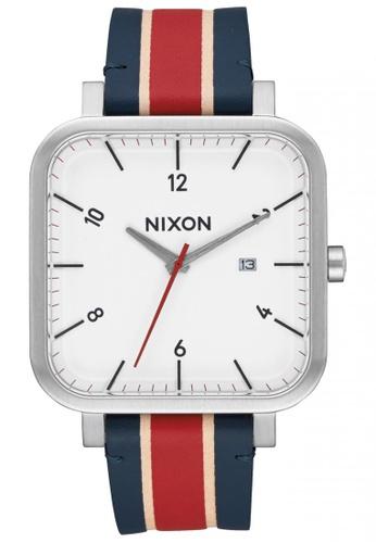 Nixon white Nixon - Ragnar - White/Stripes NI855AC94SWNSG_1