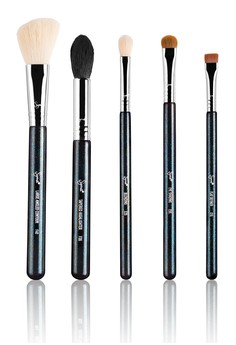 1d6f03991ae16 Sigma Beauty black and brown Nightlife Brush Set SI287BE0S3S7MY 1