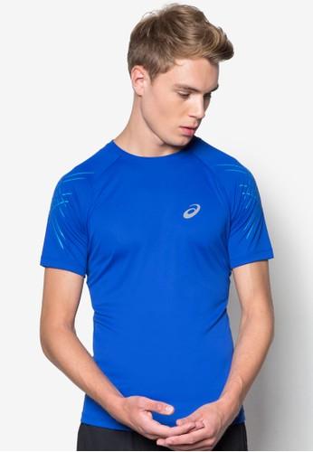 esprit 旺角條紋拉克蘭短袖TEE, 服飾, T-shirts