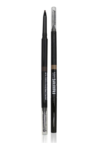 Faux Fayc Fauxbrow Precision - Brunette FA334BE80AXRSG_1