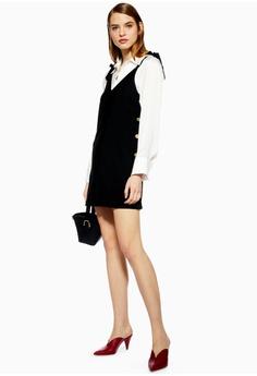 9869fdaf49d TOPSHOP Button Mini Slip Dress RM 189.00. Sizes 6 8 10