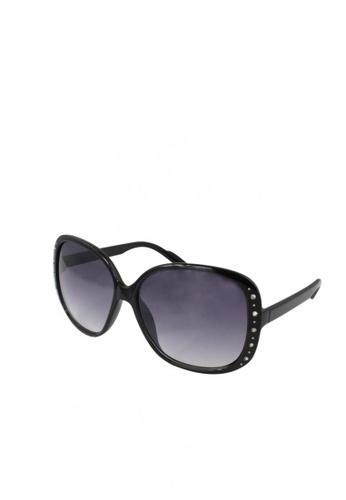 OOTD black Oversized Sunglasses OO654GL0JXOHPH_1