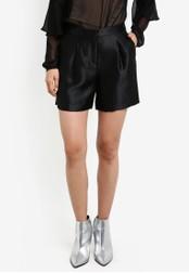 ESPRIT black Woven Shorts ES374AA0SAZGMY_1