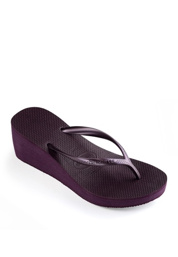 Havaianas purple High Fashion Sandals D6336SHDA1BA03GS_1