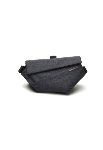 NIID navy Functional & fashion design‧Fit for work、Sport and Leisure‧  R1 Urban Sling - Indigo 76178AC867ECFCGS_1