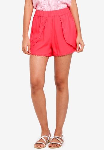 OVS pink Bermuda Shorts FACEBAA434BCE3GS_1