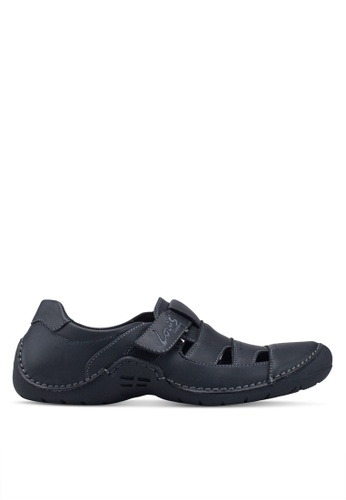 Louis Cuppers 黑色 Louis Cuppers Sandals 69CA9SH38383AAGS_1