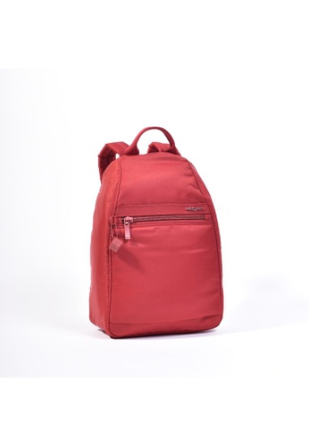 Hedgren red Hedgren Vogue Backpack Small RFID Sun Dried Tomato -5.87L B3252AC5A94159GS_1