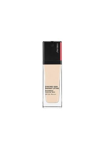 Shiseido Shiseido Makeup Synchro Skin Radiant Lifting Foundation - 120 Ivory 384B2BE28621B5GS_1