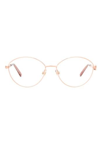 Swarovski gold SWAROVSKI SK5347 033 Eyeglasses E7628GLE2C47DCGS_1