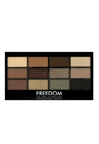 Freedom Makeup Freedom Pro 12 Stunning Smokes FR785BE33DPYSG_1