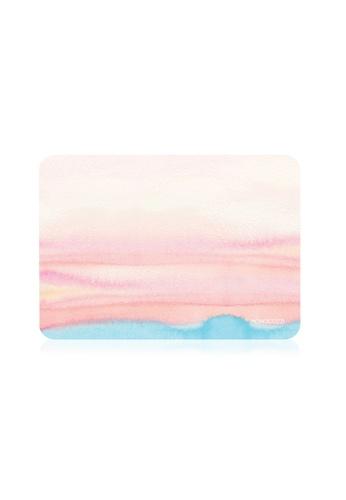 Monocozzi pink Pattern Lab - Hardshell Case for MacBook Pro w/ USB-C (2016-2019) MO983AC24OAPHK_1