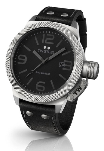 TW Steel black TWA201 Canteen Automatic Analog Watch TW310AC0KM95PH_1