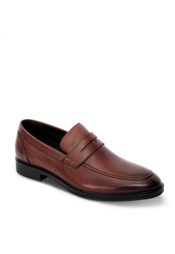 Sebago red Men's Dress Casual Shoes Thielsen Penny AF2BDSH24AF6F0GS_1