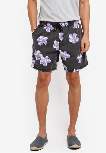 Cotton On black Kahuna Shorts C81BDAA47A7932GS_1