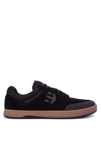 Etnies black Marana Sneakers 35437SH557F2FAGS_1