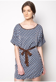 Extended Sleeve Dress