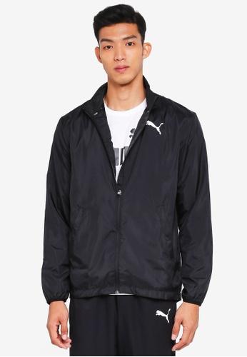 Puma black Sportstyle Core Ess Active Jacket 7D092AA5DE5AF7GS_1