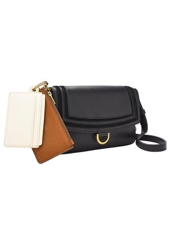 Fossil black Millie Shoulder Bag SLG1380001 65571ACB384CFAGS_1