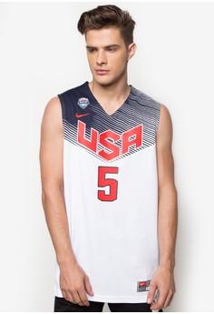 WC USAB Replica Jersey