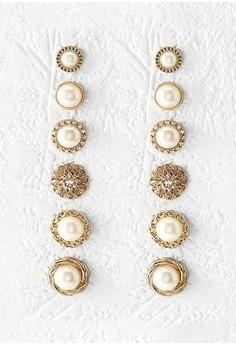 Elegant Earring Set
