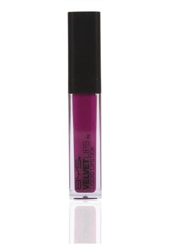 BYS purple Liquid Velvet Lips BY206BE92YSHPH_1
