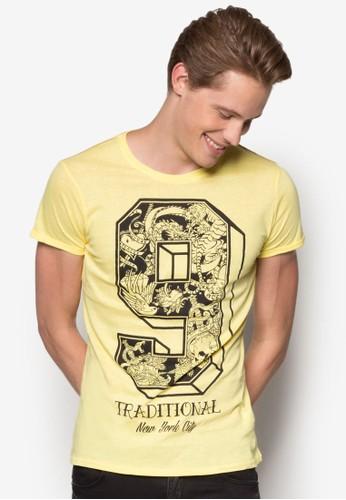 數字設計TEE, 服飾, esprit 台灣T恤