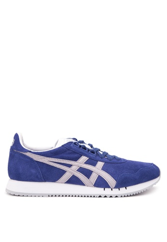 Onitsuka Tiger blue Dualio Lace-up Sneakers ON625SH27DBGPH_1