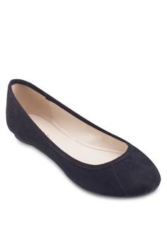 Aruba 人造麂皮 平底鞋