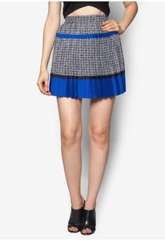 Dalton Pleated Skirt