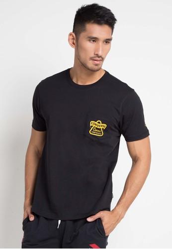 Converse black Vintage Logo Tee 5D9FEAA1148EA1GS_1