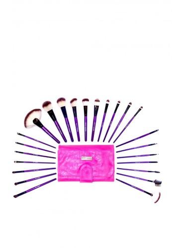 Noo nerds pink NOO NERDS Original 24 PINK Squad Brush Set 73413BEA1C893DGS_1