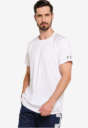 Under Armour white Mk1 Short Sleeve Tee C43DCAA6EFBECDGS_1