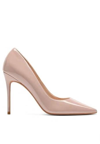 Twenty Eight Shoes 10CM Faux Patent Leather High Heel Shoes D01-q FDAFESHD2AE925GS_1