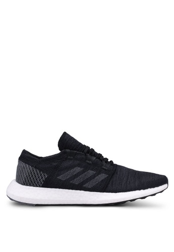 adidas black adidas pureboost element B83CASH748C618GS_1